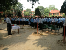 Oath Taking - Kanpur - Allahabad Div