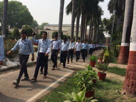 Run for Unity - Kanpur - Allahabad Div