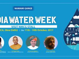 India Water Week Exhibition - NMCG