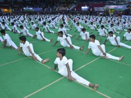 International Yoga Day - Chhattisgarh